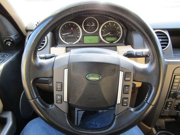 2007 Land Rover LR3