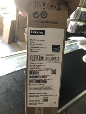 "Brand new google chrome Lenovo laptop 11"" for Sale in Los Angeles, CA"