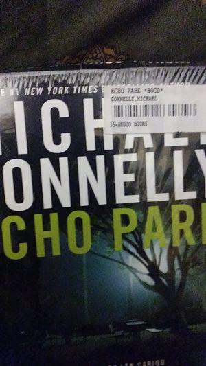 Michael conelly echo park for Sale in Sacramento, CA