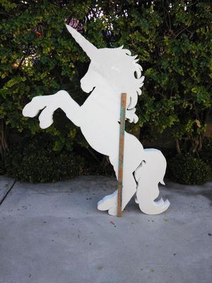 Unicorn party props for Sale in Baldwin Park, CA