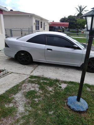 2001 Honda Civic (( bad engine)) for Sale in Frostproof, FL