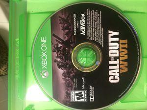 Call Of Duty World War 2 for Sale in Hyattsville, MD