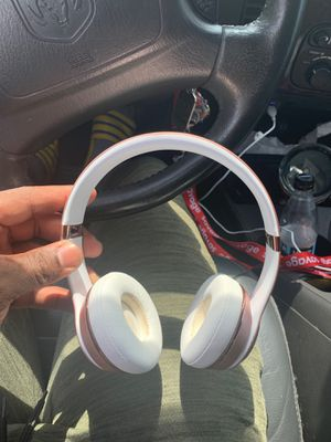 Rose gold beats solo wireless for Sale in Norfolk, VA