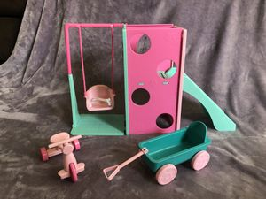 Baby doll swing set for Sale in San Dimas, CA