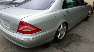 2001 mercedes benz s500 PARTS!!!! for Sale in Laurel, MD