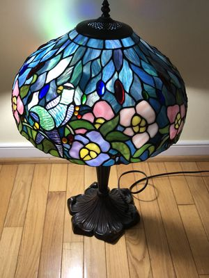 Tiffany style lamp for Sale in South Riding, VA
