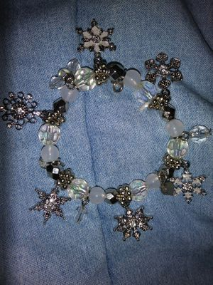 Snow flake Charm Bracelet for Sale in Detroit, MI