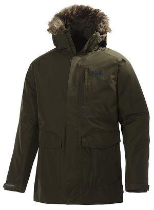 Helly Hansen Men's Waterproof Dubliner Parka 100 Gram Jacket, Olive XL for Sale in Chatsworth, CA
