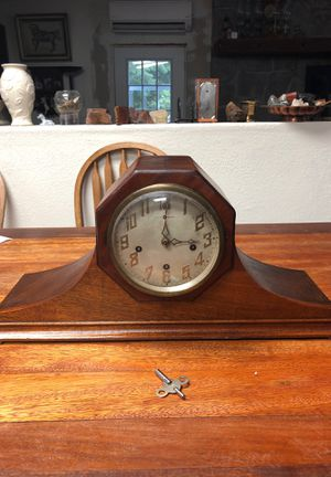 Antique mantle clock -New Haven 1913 patent for Sale in Amboy, WA