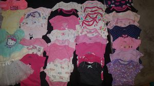 Baby girl Clothes (NB - 3months) for Sale in Alexandria, VA