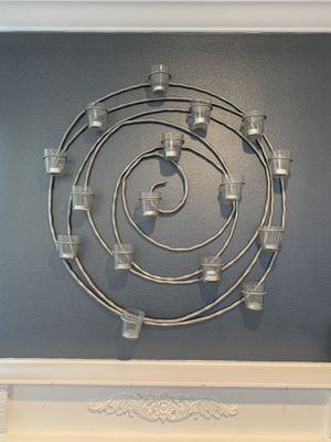 Pottery Barn Wall Candle Holder for Sale in Los Angeles, CA