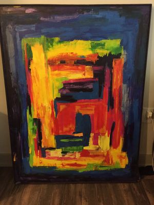 Abstract art for Sale in Cary, NC