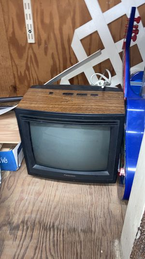Panasonic vintage 10 inch tv for Sale in Carson, CA