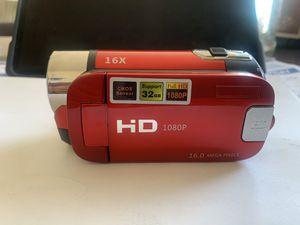 HD Digital Video Camera Recorder New Complete for Sale in Fresno, CA