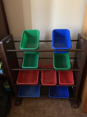 Kids toy organizer for Sale in Mission Viejo, CA