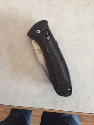 Benchmade spring assisted opening knife for Sale in Prineville, OR