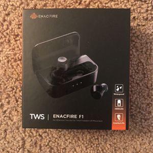 TWS ENACFIRE F1 Bluetooth Earpiece for Sale in Alexandria, VA
