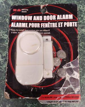 New Window & Door Alarm for Sale in Burlington, NC