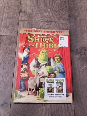 Shrek dvd for Sale in Carson, CA
