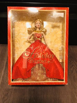 2014 holiday Barbie for Sale in Columbus, OH
