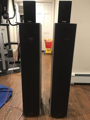 Polk audio monitor50 for Sale in Saugus, MA