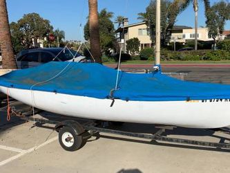 Lido 14 Sailboat for Sale in Newport Beach,  CA