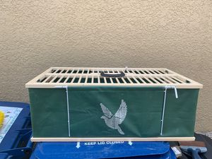 New pigeon Carrier for Sale in Bradenton, FL
