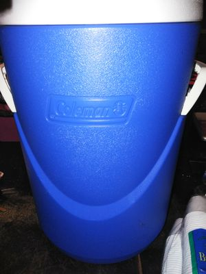 Coleman 5-gallon water cooler for Sale in Dallas, TX