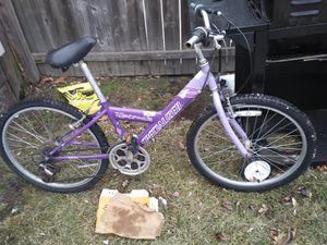 Purple bike for Sale in Port Huron, MI