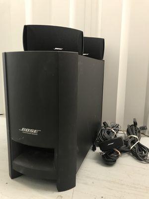 Bose cinemate series II digital home theater speaker system for Sale in Lancaster, SC