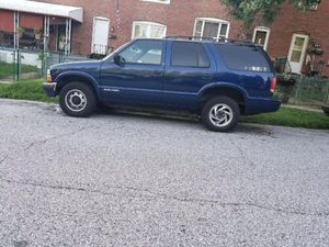 2000 chevy blazer for Sale in Dundalk, MD