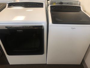 Whirlpool Washer & Gas Dryer for Sale in Houston, TX