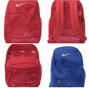 In Stock - 1 of each Color only—- Colors available: in Blue or Red — Nike Backpack mesh NEW with Tags for Sale in Rosemead, CA