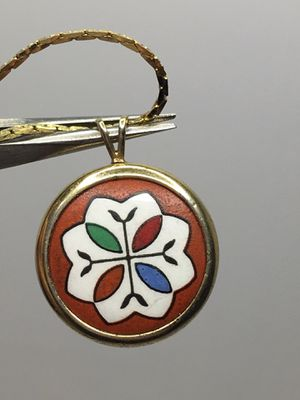 Vintage pendant necklace for Sale in Jefferson, GA