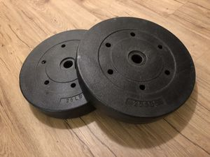 25 pound weights for Sale in Portland, OR
