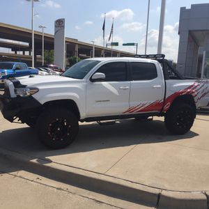 2016 Toyota Tacoma TRD SPORT DOUBLE CAN 4x4!!! for Sale in Dallas, TX