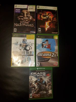 Xbox games for Sale in Chicago, IL