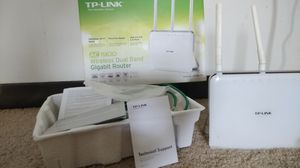 TP-LINK AC1900 Wireless Dual Band Gigabit Router for Sale in Pittsburgh, PA