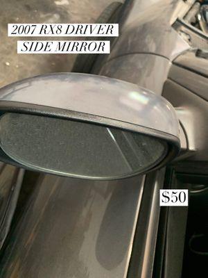 07 Mazda RX8 driver side mirror for Sale in Dallas, TX