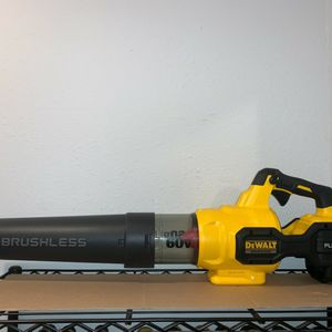 BRAND NEW 60V FLEX VOLT BLOWER (TOOL ONLY) NO BATTERY--NO CHARGER for Sale in Dallas, TX