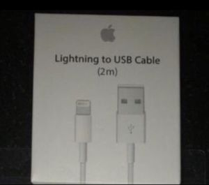 Lightning to USB Cable/ Iphone charger for Sale in Indianapolis, IN