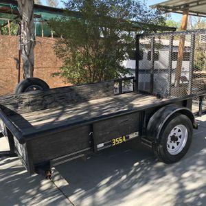6x10 Big Tex Utility Trailer for Sale in Perris, CA