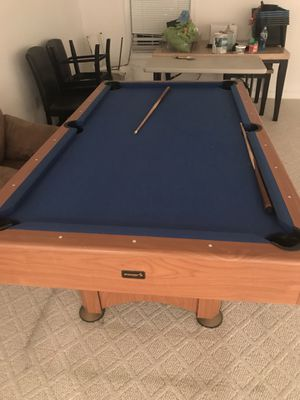 Pool table for Sale in Silver Spring, MD