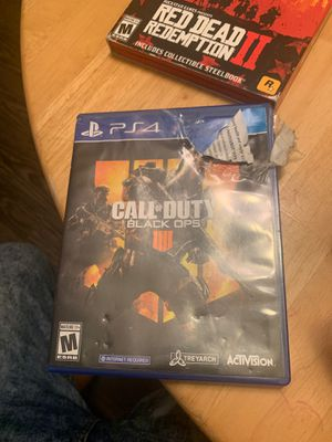 COD Black Ops 4 for Sale in Greenville, SC
