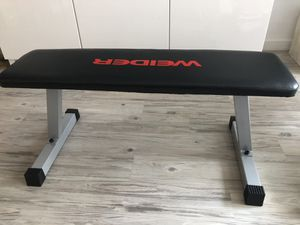 Weider Workout Gym Flat Bench *BRAND NEW* for Sale in Rancho Palos Verdes, CA