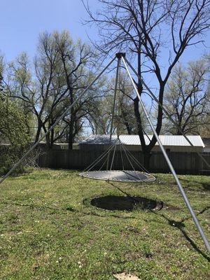 Trampoline swing for Sale in Wichita, KS