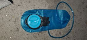Hydration backpack pouch with straw for Sale in Las Vegas, NV