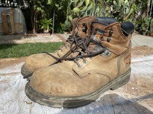 Steel toe work boots for Sale in Arcadia, CA