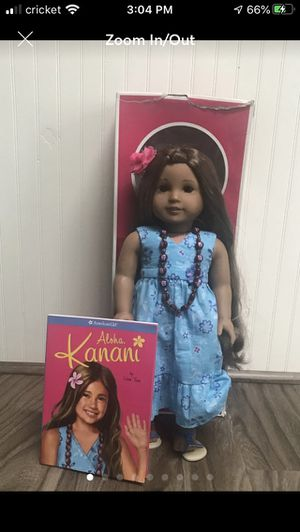 Kanani American Girl Doll for Sale in Edgemere, MD