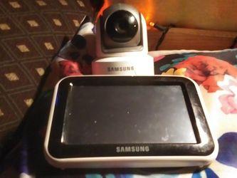 Samsung Babeh Monitor for Sale in Santa Ana,  CA